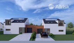 Patrový  RD 5+kk, 194  m2 + terasa 40 m2+ garáž