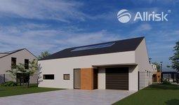 Přízemní  RD 4+kk, 151  m2 + terasa 40 m2+ garáž