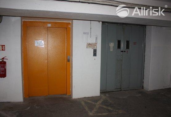 Výtahy -