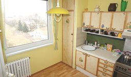 Pronájem družstevního bytu 1+1 s lodžií, 41 m2
