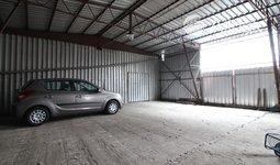 Pronájem plechového skladu 100-720 m2