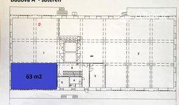 Pronájem, Sklady, 63 m² - Olomouc