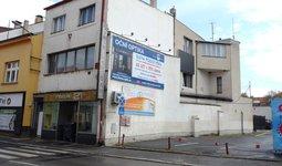 Prodej činžovního domu s komerčními prostory v Brandýse nad Labem, ul.Ivana Olbrachta