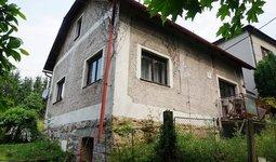 Prodej rodinného domu v obci Rybník u České Třebové, pozemek 308 m2