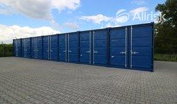 Pronájem kontejneru 9 m2 a 13,8 m2 pro skladování