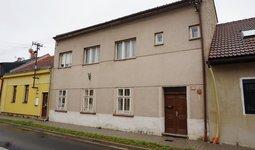 Prodej rodinného domu v obci Kostelec nad Orlicí, zahrádka