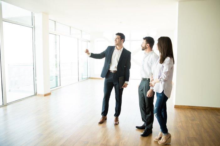 Prodej a pronájem nemovitosti