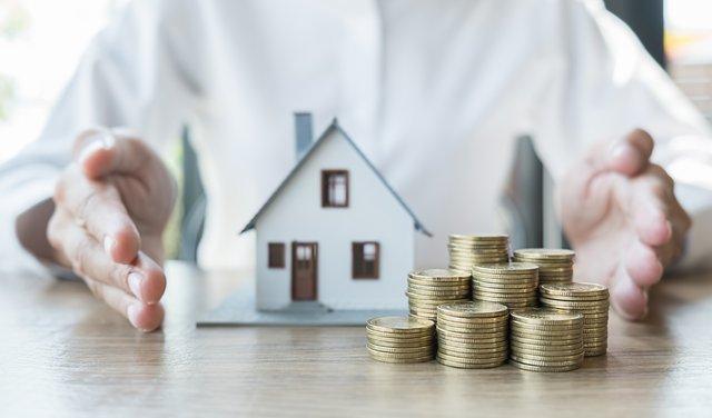 Nákup nemovitosti za hotové