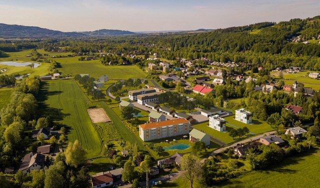 Investiční pozemky Ostravice