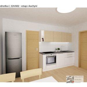 Prodej, Byty 2+1, 58,5m² - Brno-Královo pole, ulice Staňkova
