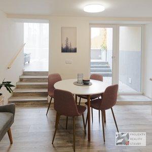 Prodej, Byt č. 1: 3+kk, 71m² + zahrada, předzahrádka, terasa  - Brno - Černovice