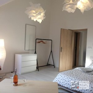 Pronájem, Byty 3+1, 85 m² + terasa 7 m² Brno - Veveří, byt č. 12