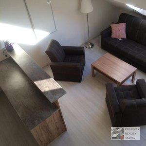 Pronájem, Byty 3+kk, 72 m² + terasa 24 m² Brno - Veveří, byt č. 11