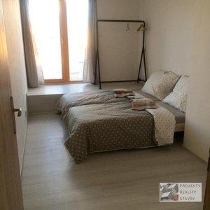 Pronájem, Byty 3+1, 72 m² + terasa 25 m² Brno - Veveří, byt č. 10