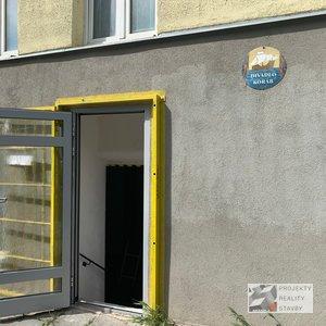 Prodej, Obchodní prostory, 108m² - Brno - Ponava, ulice Staňkova