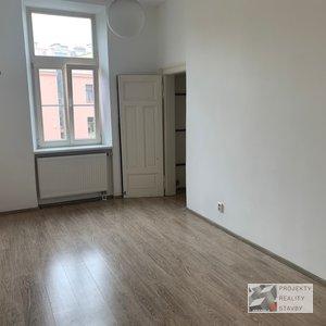 Pronájem, Byt 3+kk, 90m² - Brno-Veveří, ulice Veveří, byt č. 7