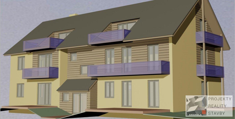 Vizualizace dům