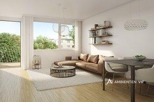 Prodej, luxusní novostavby mezonetového bytu, balkón, terasa, 2 koupelny, město Vídeň, Rakousko, Ev.č.: 29179-1