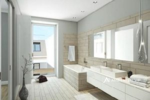 Prodej, luxusní novostavba 2+kk byt, garáž, terasa, zahrada, město Vídeň, Ev.č.: 29183-1