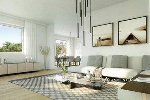 Prodej, luxusní novostavba 3+kk byt, balkón, terasa, úžasné výhledy, město Vídeň, Ev.č.: 29183-3