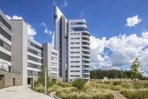 Prodej jedinečného bytu 7+kk, CP 482 m2 vč. terasy, 5 parkovacích stání s vlastním výtahem, Ev.č.: 29531