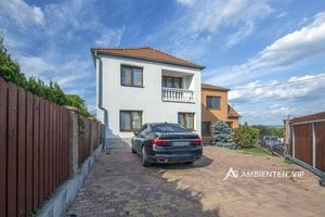 Prodej komerčních prostor 153 m², pozemek 455 m², parkování na vlastním pozemku, Ořechovská, Brno-město, Ev.č.: 29578