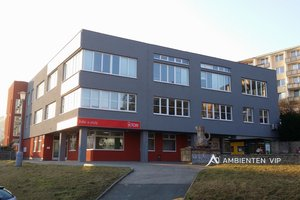 Pronájem, Kanceláře, 90m² - Brno - Komín, Registration number: 29605