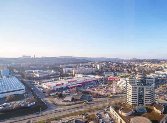 Prodej, Kanceláře, 240m² - Brno - Štýřice
