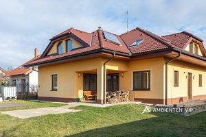 Prodej novostavby rodinného domu 6+kk, dvojgaráž, velká zahrada  - Sokolnice, Ev.č.: 29621