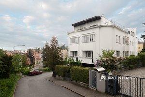 Prodej funkcionalistické vily 200 m2, garáž, krásné výhledy na město, Brno - Stránice, Ev.č.: 29657