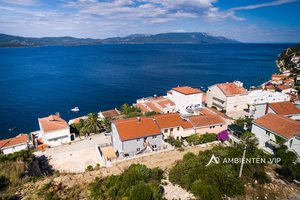 Prodej apartmánového domu u moře 395 m² s pozemkem 314m² - Chorvatsko, obec Komarna, Ev.č.: 29662