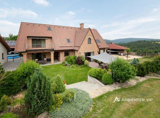 Prodej, Rodinné domy, 405m² - Kuřimské Jestřabí