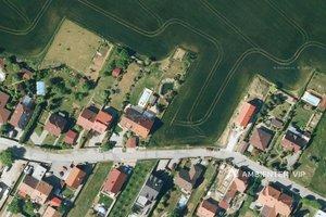 Prodej stavebního pozemku 1251 m2, Nebovidy, Ev.č.: 29687
