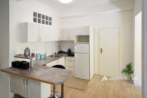Pronájem krásného bytu 2+kk, perfektní lokalita v centru Brna - ulice Mezírka, balkon, Ev.č.: 29688