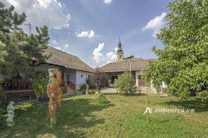 Prodej rodinného domu ke komerčním účelům s bazénem, tenisovým kurtem uprostřed krásné přírody, 328 m² - Velký Týnec - Čechovice, Ev.č.: 29691
