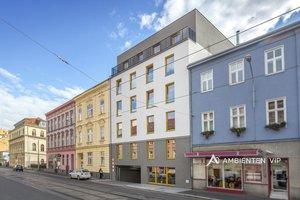 Pronájem zařízeného bytu 2+kk s velkou terasou, ulice Hybešova, Ev.č.: 29694