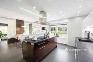 Prodej luxusního RD s bazénem, UP 198 m², pozemek 594 m², Moravany, okres Brno-venkov, Ev.č.: 29712