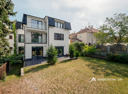Sale, Flats 5+KT, 145m² - Brno - Stránice
