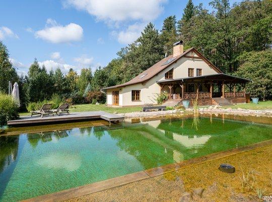 Prodej, Rodinné domy, 389m² - Lipůvka