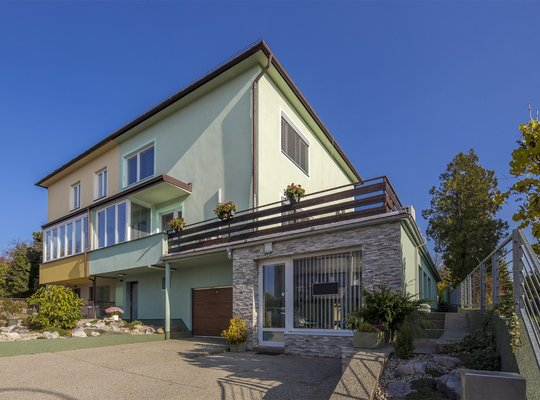 Prodej, Vila, 454m² - Brno - Stránice