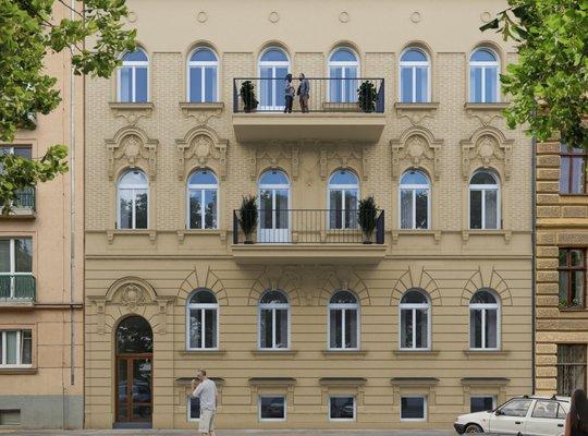 Prodej, Projekt - Brno