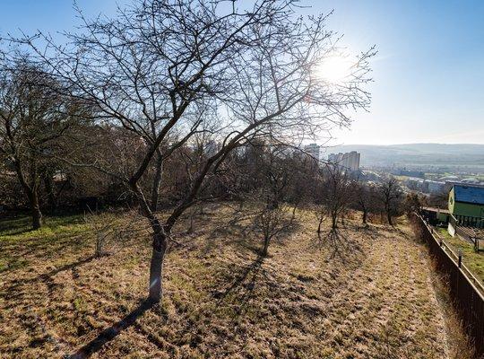 Prodej, Pozemky pro bydlení, 1536m² - Brno - Nový Lískovec