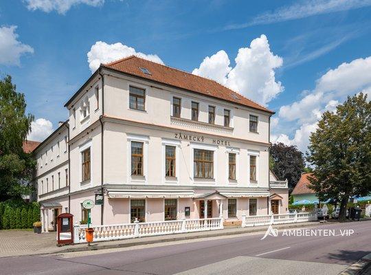Prodej, Ubytování, 1500m² - Vranov nad Dyjí