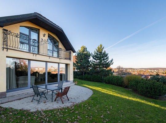 Prodej, Vila, 510m² - Brno - Jundrov