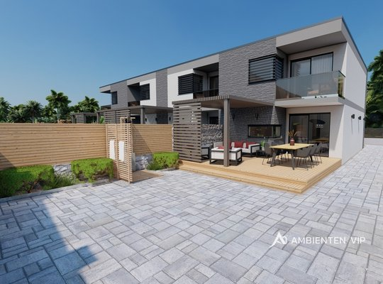 Sale, Houses Family, 130m² - Vrsi-Mulo