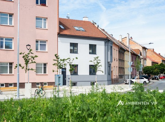 Sale, Commercial Accommodation, 284m² - Brno - Černovice