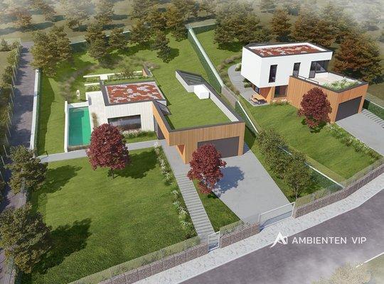 Prodej, Pozemky pro bydlení, 685m² - Brno-Líšeň