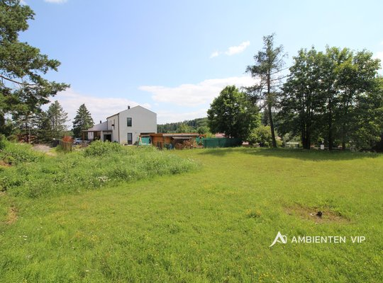 Sale, Land For housing, 2922m² - Hostěnice