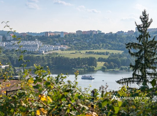 Sale, Land For housing, 2042m² - Brno - Kníničky