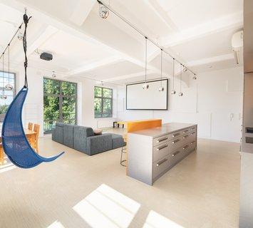 Netradiční a prostorné loftové byty v Brně